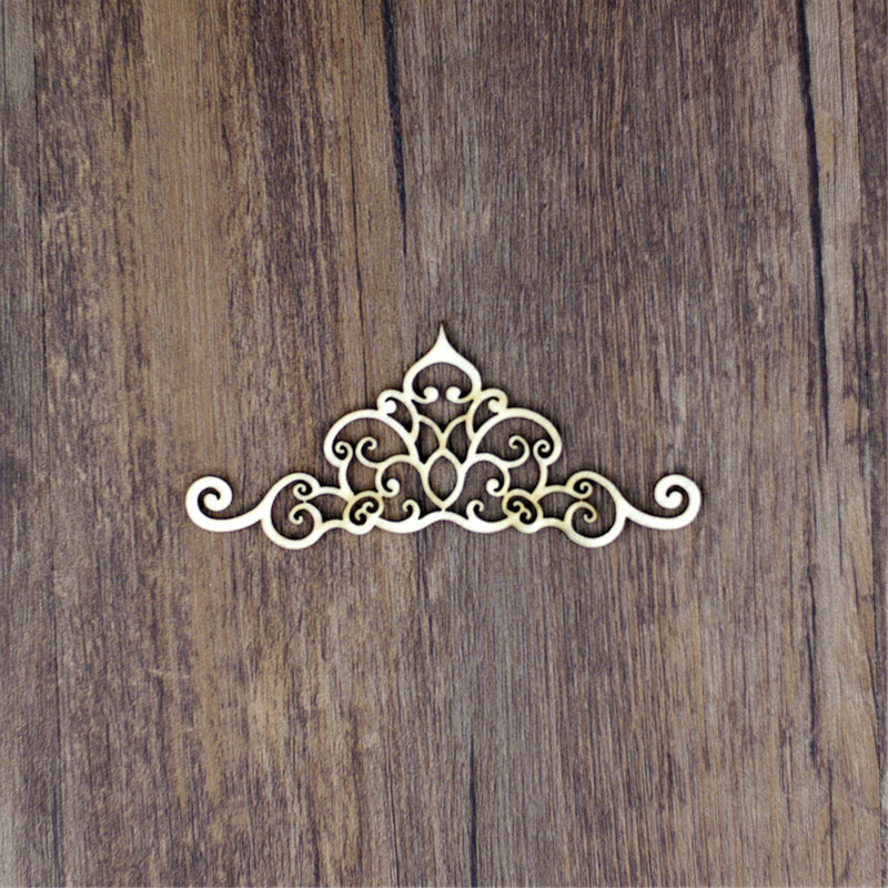 where to buy vintage wooden embellishment for mixed media art, embellishments from aliexpress, vintage swirly embellishments