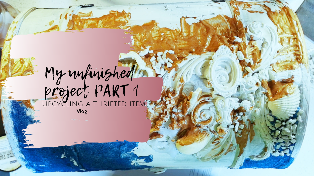 how to do mixed media, mixed media art tutorial, upcycling, home improvement, home decor DIY